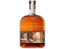 Viskis Burbonas Woodford Reserve Holiday Edition 0,7 l
