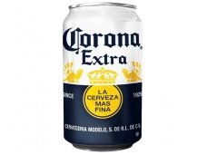 Alus Corona Extra skard. 0,33 l