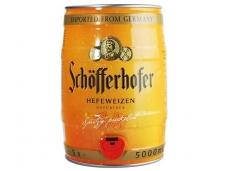 Alus Shofferhoffer Hefe Weizen keg 5 l
