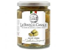 Alyvuogės Le Bonta Del Casale Bella di Cerignola 314 ml
