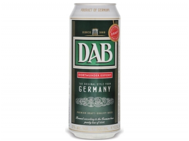 Alus DAB Original skard. 0,5 l