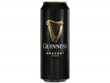 Alus Guinness skard. 0,44 l