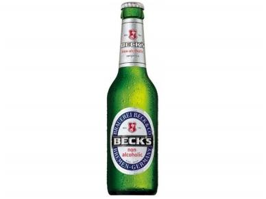 Alus nealkoholinis BECK'S 0,33 l