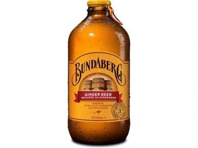 Alus nealkoholinis Bundaberg Ginger Beer 0.375 l