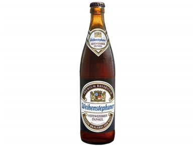 Alus Weihenstephaner Hefeweissbier Dunkel 0,5 l