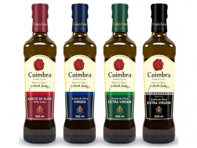 Alyvuogių aliejus Coimbra Premium 0,75 l 2