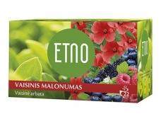 Arbata Etno vaisinis malonumas 20 pak.