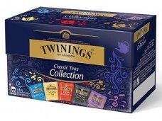 Arbata Twinings Classic Collection 20 pak.
