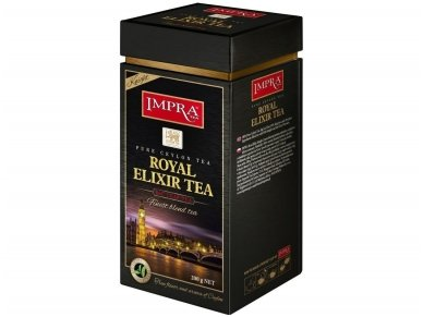 Arbata Impra Black Royal Elixir knight 200 g