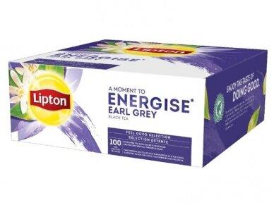 Arbata Lipton Earl Grey 100 pak.
