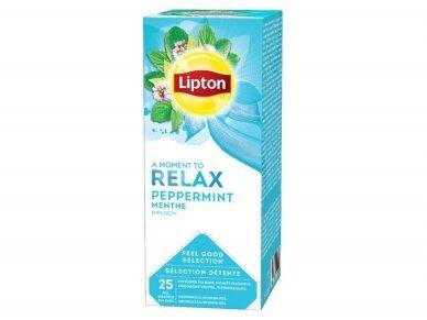 Arbata Lipton Peppermint 25 pak.