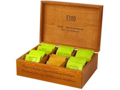 Arbatų ir medaus rinkinys ETNO 2