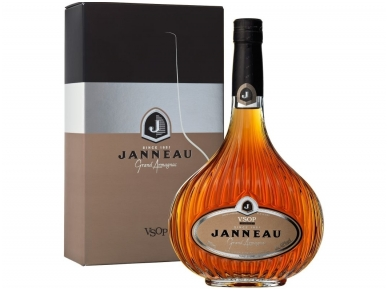 Armanjakas Janneau Grand Armagnac V.S.O.P. su dėž. 0,7 l