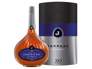 Armanjakas Janneau Grand Armagnac X.O. su dėž. 0,7 l