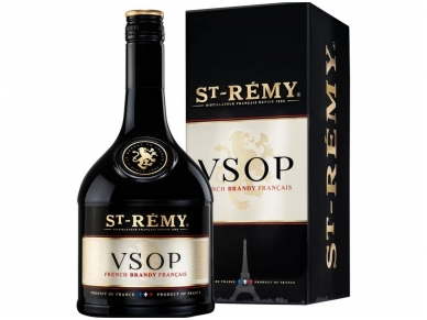 Brendis Saint Remy Authentic V.S.O.P s.u dėž. 0,7 l