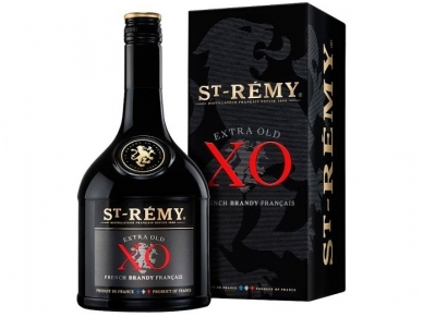 Brendis Saint Remy Authentic XO su dėž. 0,7 l