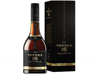 Brendis Torres 15 su dėž. 0,7 l
