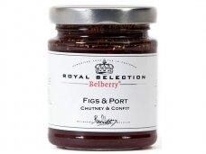 Belberry Royal Figų ir porto čatnis 180 g