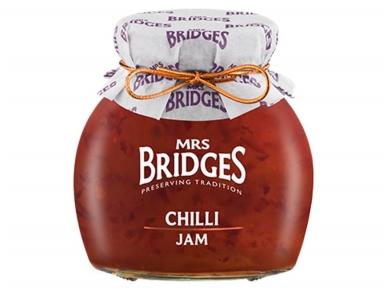 Mrs Bridges Čili džemas 113 g