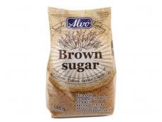 Cukrus Alvo rudas smulkus 500 g