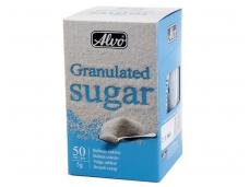 Cukrus piršteliai Alvo (50 vnt * 5 g) 250 g