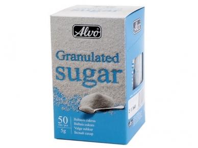 Cukrus piršteliai Alvas (50 vnt * 5 g) 0,25 kg