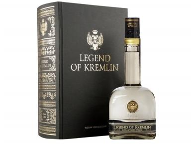 Degtinė Legenda Kremlia su dėž. 0,7 l
