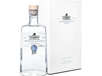 Degtinė Stumbras Premium Organic su dėž. 0,7 l