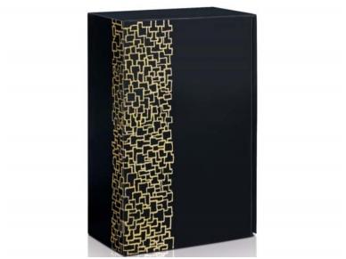 Dėžutė Juoda Opus 2 But. 320x195x100