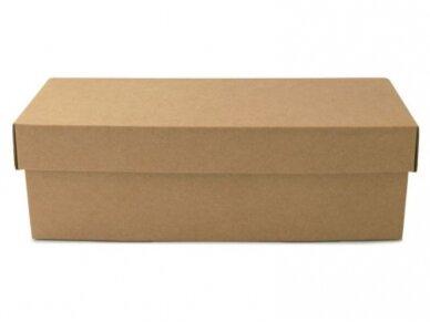 Dėžutė ruda natūrali 1 But. 335x115x115