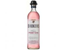 Džinas Broker's Pink 0,7 l