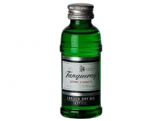 Džinas Tanqueray 0,05 l PET mini