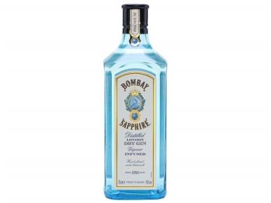 Džinas Bombay Saphire 0,7 l