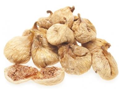 Džiovintos figos ryžių pudroje 125 g