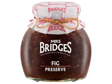Mrs Bridges Figų džemas 340 g