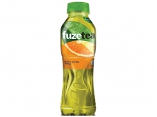 Gėrimas Fuzetea Green Citrus 0,5 l