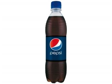 Gėrimas Pepsi pet 0,5 l