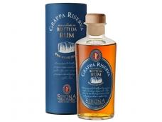 Grappa Sibona Rum Cask su dėž. 0,5 l