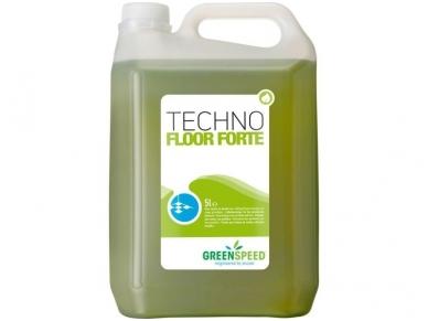 Grindų valiklis Greenspeed Techno Floor Forte 5 l