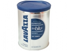 Kava Lavazza In Blue skard. 250 g