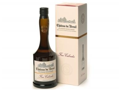 Kalvadosas Chateau Du Breuil Fine su dėž. 0,7 l