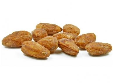 Karamelizuoti migdolai su cinamonu 100 g