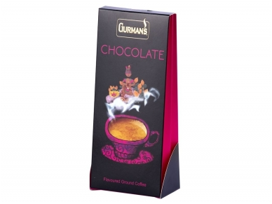 Kava Gurman's Šokolado skonio 125 g