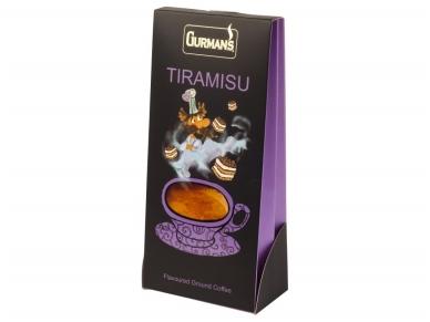 Kava Gurman's Tiramisu skonio 125 g