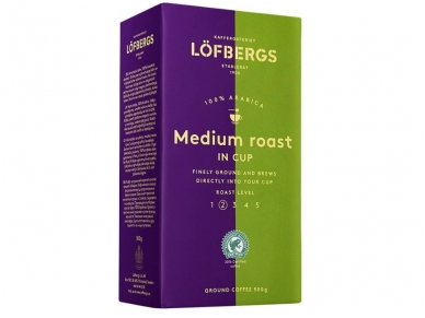 Kava Lofbergs in cup 500 g