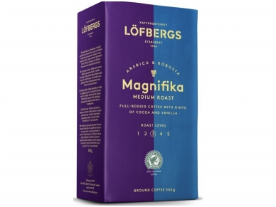 Kava Lofbergs Magnifika 500 g