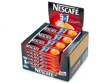 Kava Nescafe Classic 3 in 1 490 g