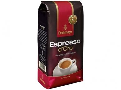 Kava pupelės Dallmayr Espresso 1 kg