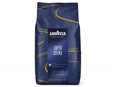 Kava pupelės Lavazza Super Cream 1 kg