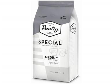 Kava pupelės Paulig Special Medium 1 kg